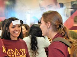 2018 PDC Ice Cream Social! 🍦 We had an absolute blast hanging out and playing fun games with the Class of 2022! 🎉 📸 PC: Kaycie Rathburn 📸
